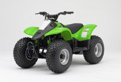 Avis quad Kawasaki KFX 50