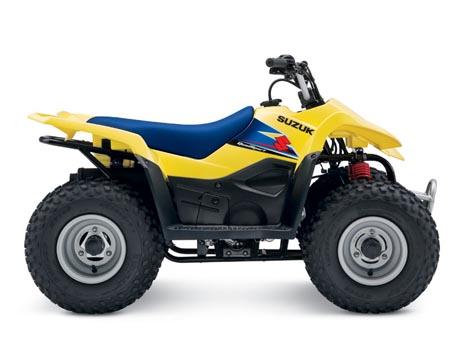 Avis quad Suzuki LT-Z 50 Quadsport