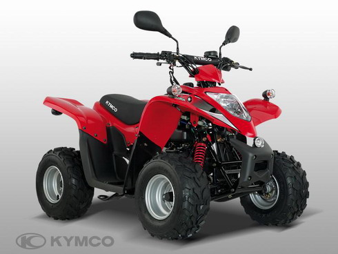Avis quad Kymco MAXXER 90