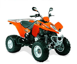 Avis quad Kymco MAXXER 300