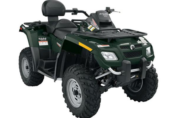Avis quad CAN-AM Outlander 650 MAX