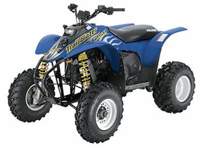 Avis quad POLARIS Trail Blazer 250