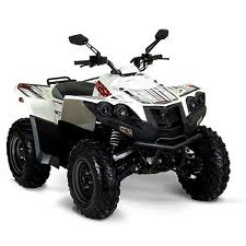 Avis quad MASAI S600 Crossover