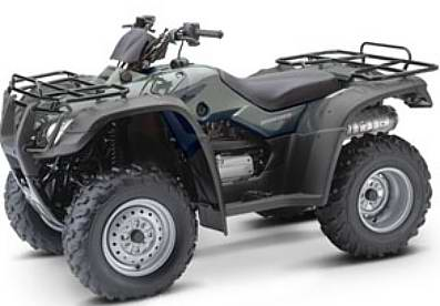 Avis quad HONDA FourTrax 350 FE