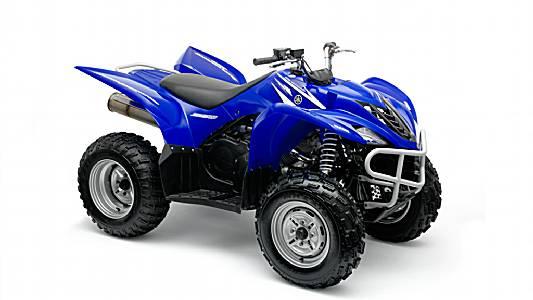 Avis quad YAMAHA YFM 450 FX Wolverine