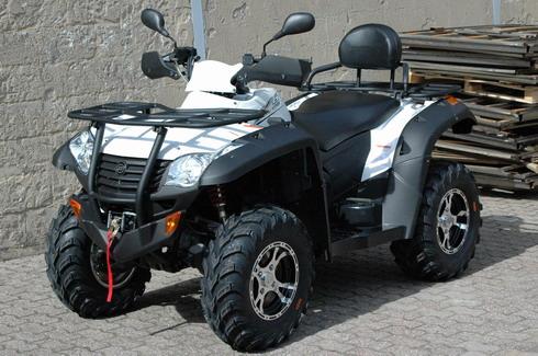 Avis quad CF MOTO X6 TerraLander 625 EFI MAX