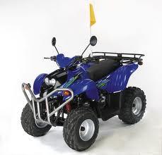Avis quad PGO X-Rider 110