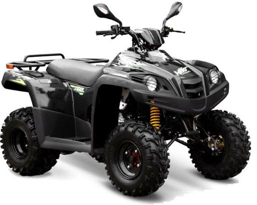 Avis quad MASAI A-450 Ultimate