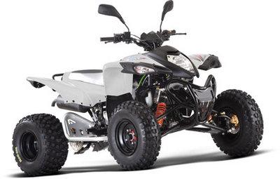 Avis quad ADLY 500 S
