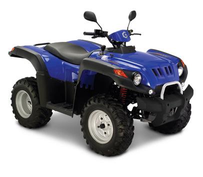 Avis quad GAMAX AX 250