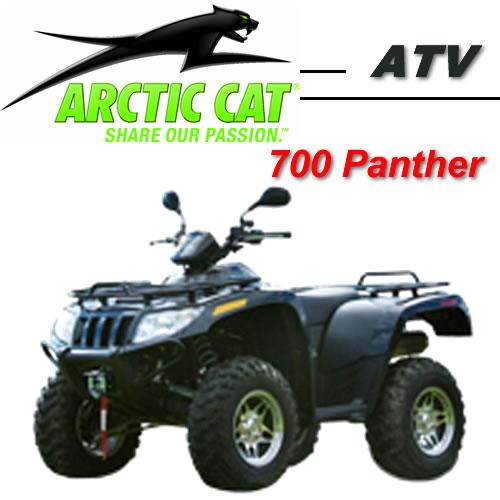 Avis quad ARCTIC CAT 700 Panther