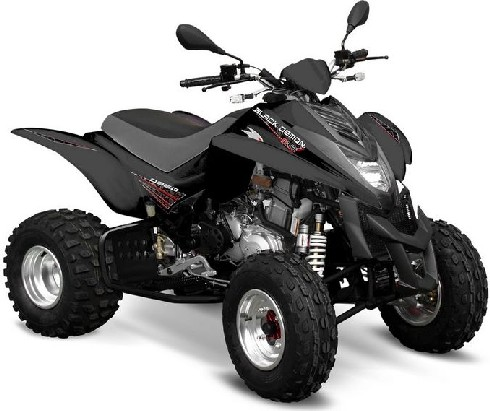 Avis quad MASAI D-360 Demon
