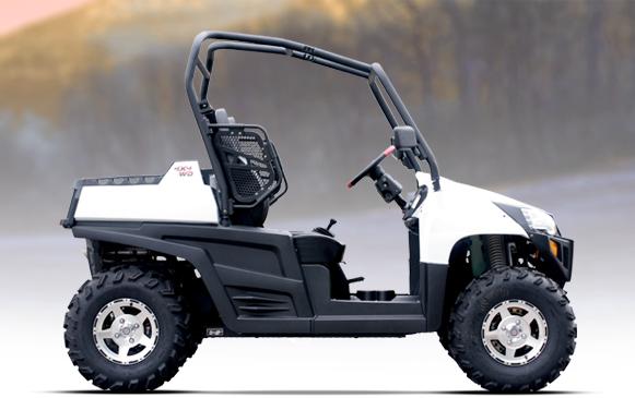 Avis quad Rival Motors Blaster 800