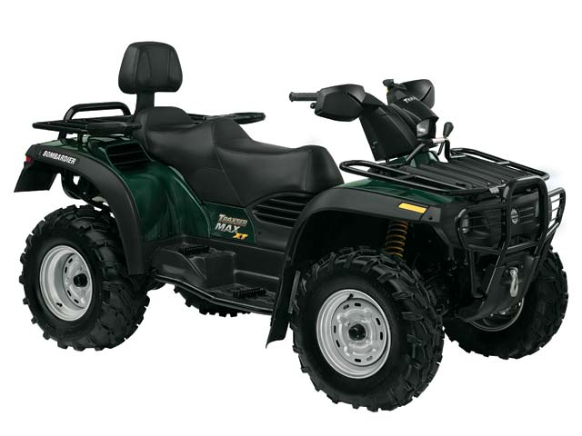 Avis quad CAN-AM Traxter 500 Max