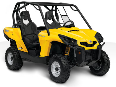Avis quad CAN-AM Commander 1000 XT