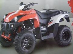 Avis quad AEON Crossland RX 350 4x4