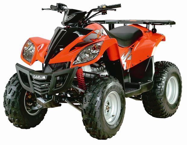 Avis quad DAELIM ET 250 Automatique