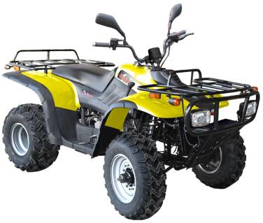 Avis quad Hytrack HY 265 H-3