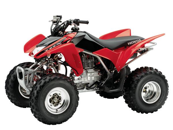 Avis quad HONDA Sportrax 250 EX 06