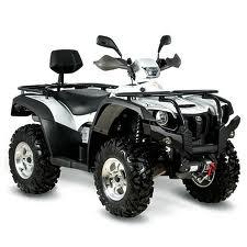 Avis quad Hytrack HY 600 Premium