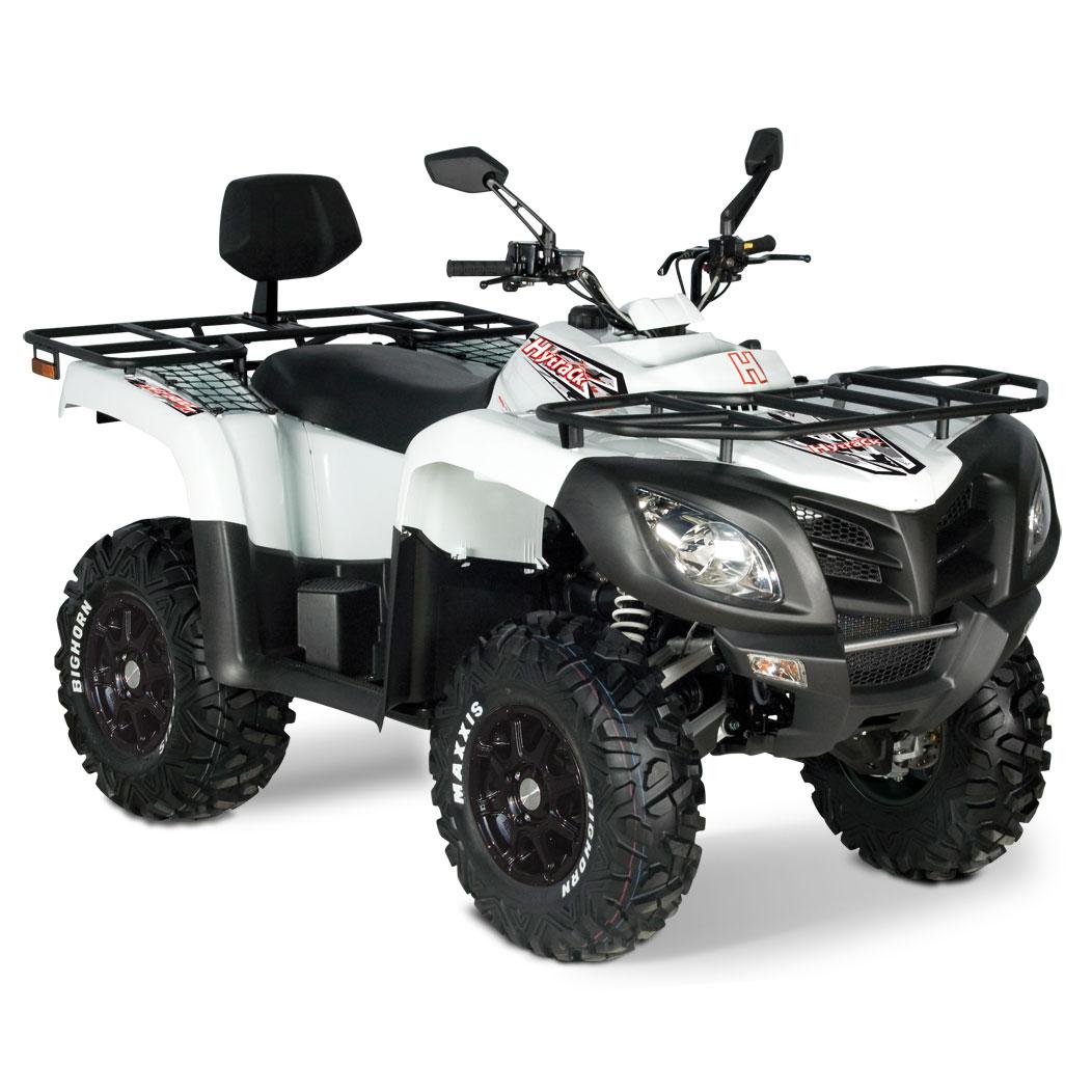Avis quad Hytrack HY 800 L