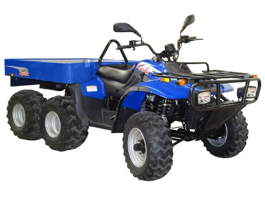 Avis quad Hytrack HY 265 6x4