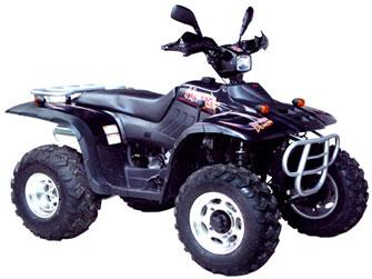 Avis quad Hytrack HY 300 Demon