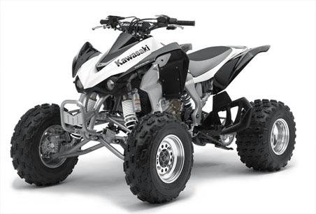 Avis quad Kawasaki KFX 450 R KL