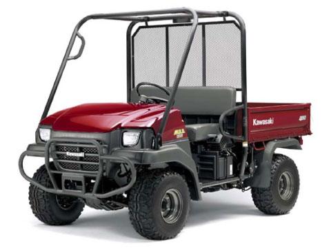 Avis quad Kawasaki Mule 3010 Diesel