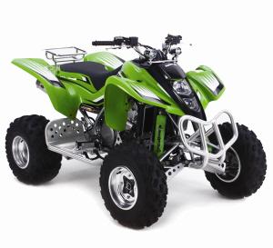 Avis quad Kawasaki KFX 400 KL