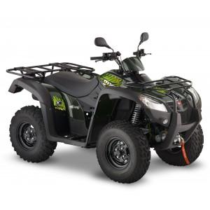 Avis quad Kymco MXU 500 IRS Green Line