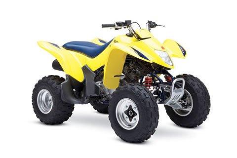 Avis quad Suzuki LT-Z 250 Quadsport
