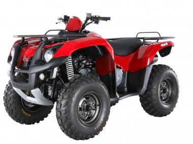 Avis quad Sym Quadraider 600