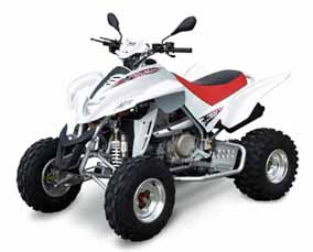 Avis quad MASAI D-460 Demon