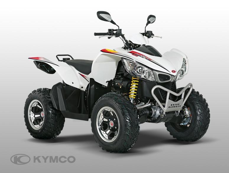 Avis quad Kymco MAXXER 400 4x4 IRS
