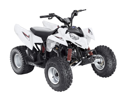 quad polaris 90 occasion
