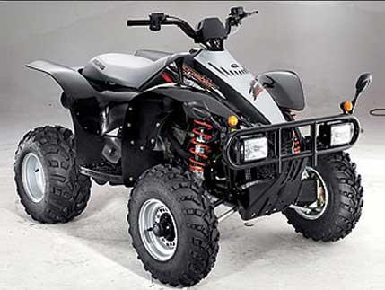 Avis quad POLARIS Scrambler 500 4x2