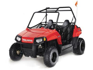 Avis quad POLARIS Ranger RZR 170