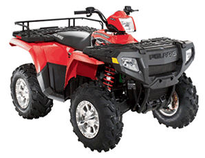 Avis quad POLARIS Sportsman 800 EFI