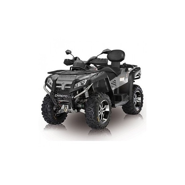 Avis quad CF MOTO TERRALANDER X8 800 EFI