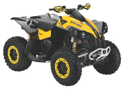 Avis quad CAN-AM Renegade 800R X xc