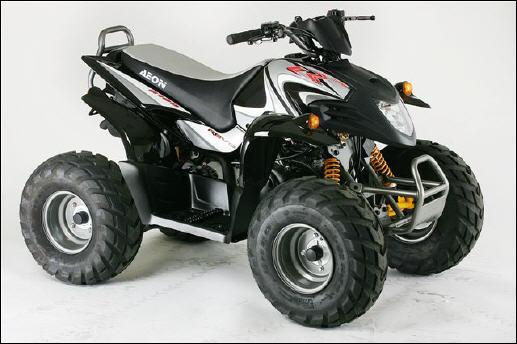 Avis quad AEON Revo 50 H