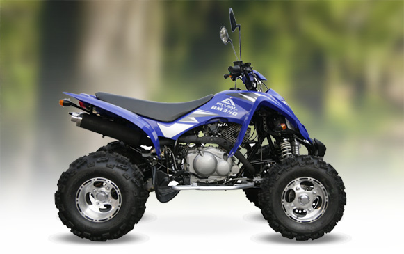 Avis quad Rival Motors RM350