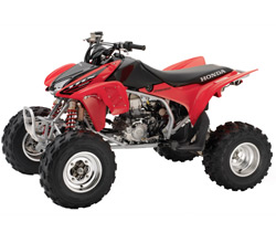 Avis quad HONDA Sportrax 450 R