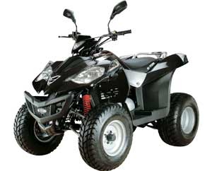 Avis quad E-TON Vector 250 ST