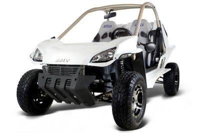 Avis quad ADLY Sun Car