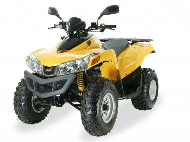 Avis quad Sym Quadlander 250