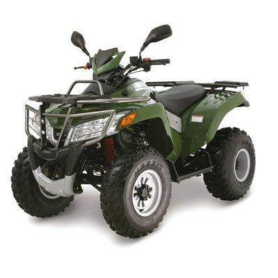 Avis quad Sym Quadlander 300 SL