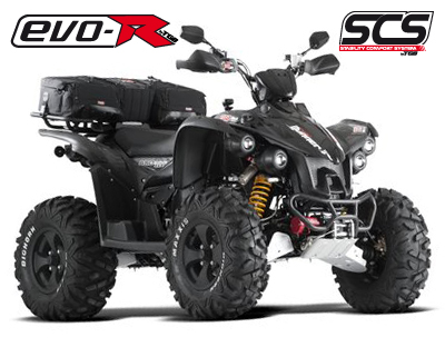 Avis quad TGB Gunner 550 Fi Black Edition