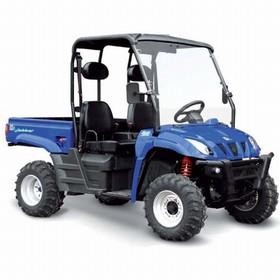 Avis quad Hytrack HY Jobber 400 4x4